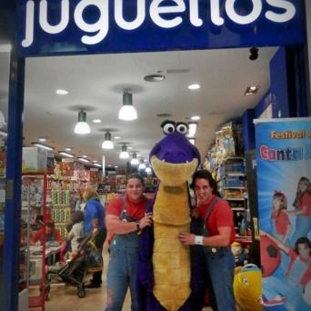 Firma en Juguettos