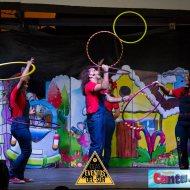 Baila con el hula-hop